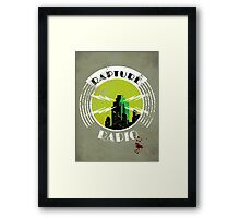 Bioshock - Rapture Radio Framed Print