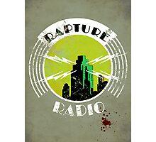 Bioshock - Rapture Radio Photographic Print