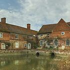 Flatford Mill by VoluntaryRanger