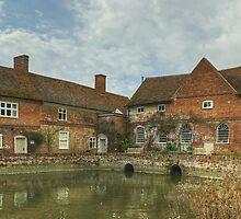 Flatford Mill by VoluntaryRanger