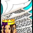 Princess Rain and the Dragon 10 by Wendy Crouch