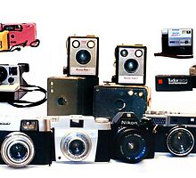 Cameras of yester years by missmoneypenny