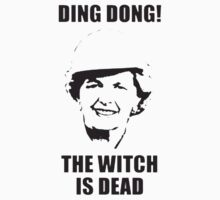 RIP Margaret Thatcher by hazzaclothing