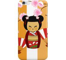 KOKESHI AI iPhone Case/Skin