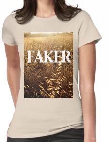 Summer Faker Womens Fitted T-Shirt
