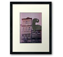 Monsters Under My Bed #02 Framed Print