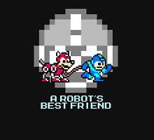 Megaman walking Rush Unisex T-Shirt