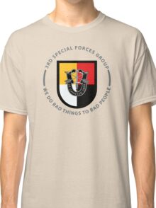 3rd Special Forces Group Classic T-Shirt