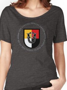 3rd Special Forces Group Women's Relaxed Fit T-Shirt