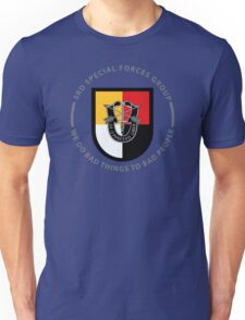 3rd Special Forces Group Unisex T-Shirt