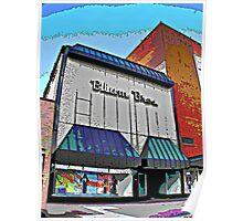 Blum Brothers, Wilkes-Barre, Pennsylvania Poster