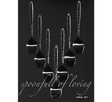 spoonfull of loving... Photographic Print