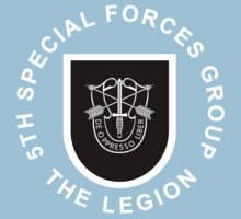 5th Special Forces Group Kids Clothes
