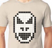 8bit Skull Unisex T-Shirt