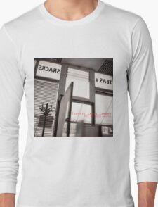 Classic cafes London T-shirt Long Sleeve T-Shirt