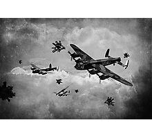 Sinking The Tirpitz Photographic Print