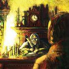 From the Desk of Mr. Scrooge by Matt Morrow