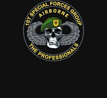 1st Special Forces Group Skull Unisex T-Shirt