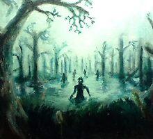 Swamp of the Dead by Matt Morrow