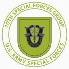 10th Special Forces Group by 5thcolumn