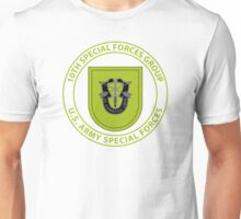 10th Special Forces Group Unisex T-Shirt
