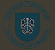 19th Special Forces Group by 5thcolumn