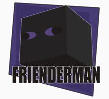 Enderbro - Frienderman Head by TheGreys