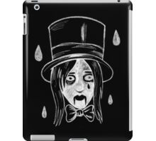 Not My Usual Cheery Self At All iPad Case/Skin
