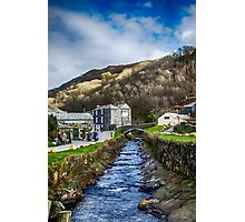 Boscastle Cornwall Photographic Print