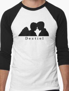 Destiel Men's Baseball ¾ T-Shirt