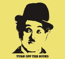 Charlie Chaplin by sankos