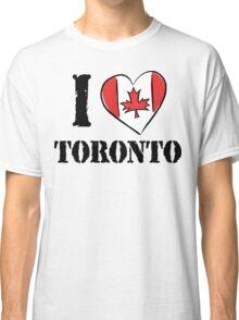 I Love Toronto Canada Classic T-Shirt