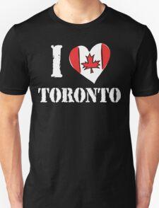 I Love Toronto Canada T-Shirt