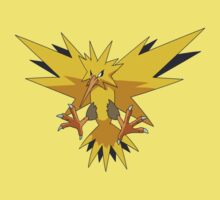 Zapdos Pokemon by jlrceltics