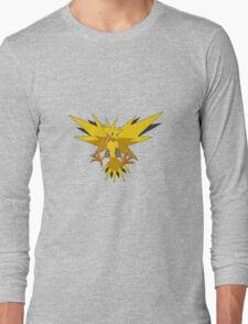 Zapdos Pokemon Long Sleeve T-Shirt