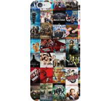 Tv series-Patchwork iPhone Case/Skin