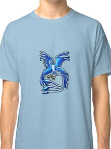 Articuno Pokemon Legendary Bird Classic T-Shirt
