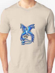 Articuno Pokemon Legendary Bird T-Shirt