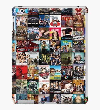 Tv series-Patchwork iPad Case/Skin