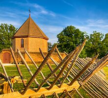 Gunpowder Birth - Colonial Williamsburg by Mark Tisdale