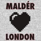"MALDÉR ""Flagship"" Long Sleeve by MALDÉR London"