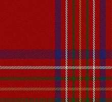 01833 Burnett of Leys Clan/Family Tartan Fabric Print Iphone Case by Detnecs2013