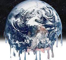 Global Warming meltdown by Gravityx9
