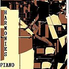Harmonies - Piano Player  by Longb