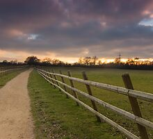 Clouded Valley by ensell