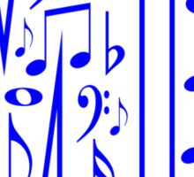 music in me Sticker