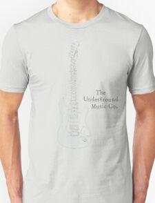 Guitar Spine T-Shirt