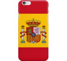 Smartphone Case - Flag of Spain - Horizontal  iPhone Case/Skin