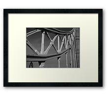 Tower Bridge London Framed Print