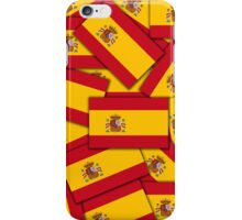 Smartphone Case - Flag of Spain - Multiple iPhone Case/Skin